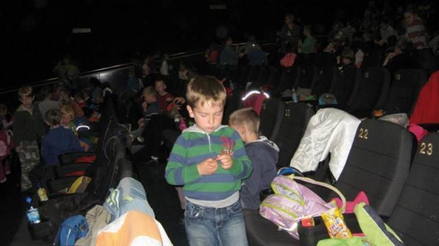 Lekcja w kinie