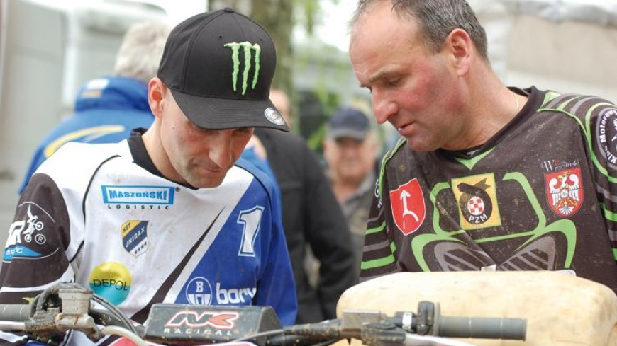 Zawody Motocrossowe w Opatówku