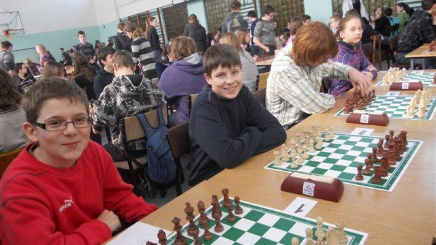 7 miejsce w Mistrzostwach Wielkopolski w Szachach