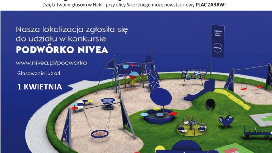 Głosuj na Neklę w konkursie NIVEA!