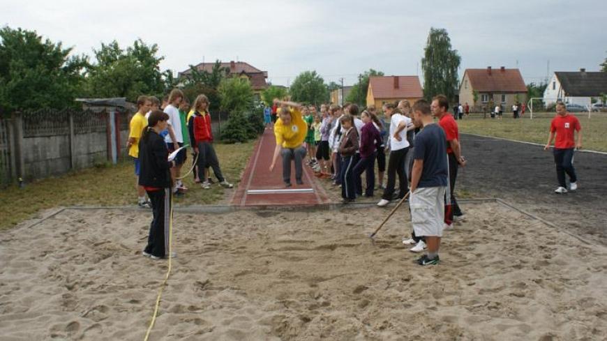 II Gminne Igrzyska Sportowe