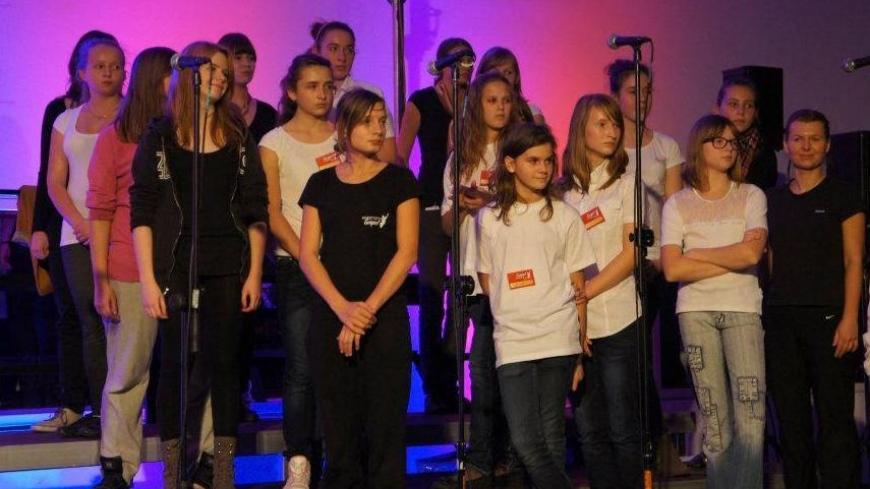 Festiwal Gospel Power up
