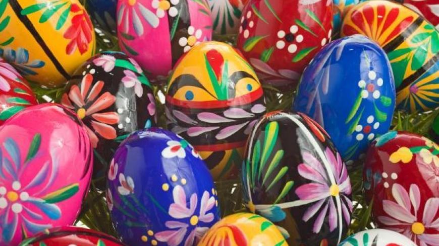 """Konkurs plastyczny - """"Wielkanocne Jajo"""""""