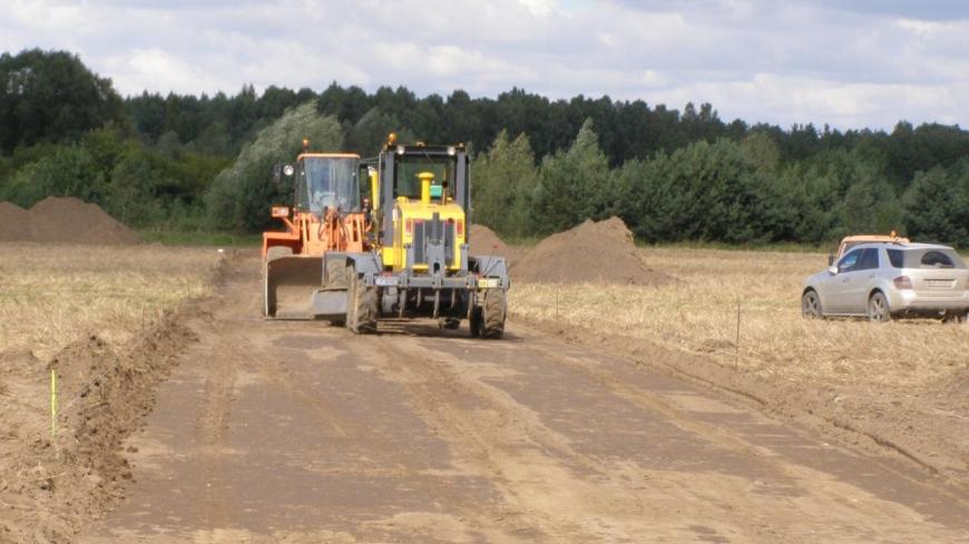 Rozpoczęła się budowa drogi w Zasutowie