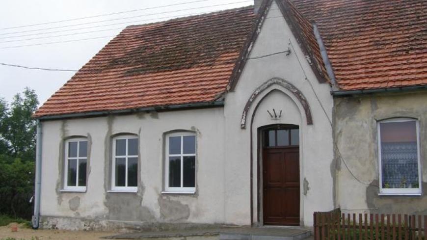Przebudowano świetlicę wiejską w Stępocinie